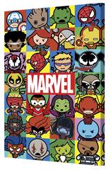 Kawaii Marvel Characters