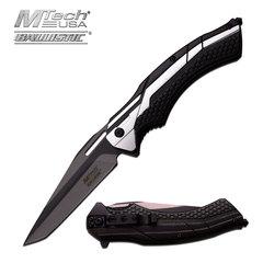 $18.97 MTech Ballistic Black & Silver PK MTA934