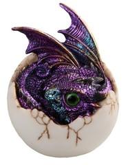 Pink Dragon Egg