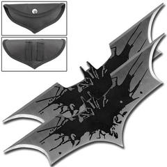 Silver Splatter Bat Throwers