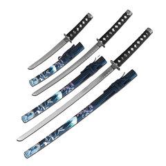 Cherry Blossom 3 Sword Set SW84BK4