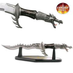 Fantasy Dragon Knife with Display