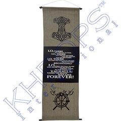 Valhalla Prayer Banner