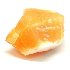 Rough Orange Calcite