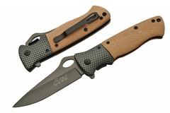 $18.97 Black and Wood PK 300366