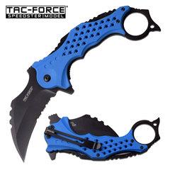 $18.97 Blue Karambit PK TF945BK