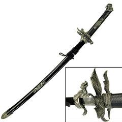 Stainless Steel Dragon Samurai Sword JL055B