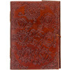 7 Chakra Leather Emossed Journal