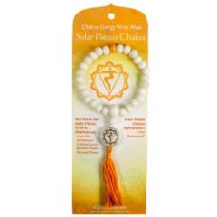 Solar Plexus Chakra Wrist Mala