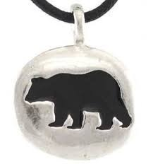 Bear Animal Spirit Guide Pendant