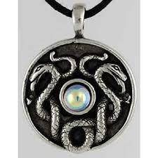Celtic Visions Nathair Pendant