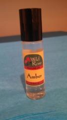 Amber Wild Rose Oil
