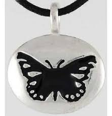 Butterfly Animal Spirit Guide Pendant