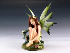 Earth Fairy with Dragon WIQ-76
