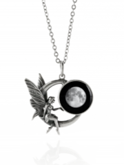 Moonglow Fairy Necklace