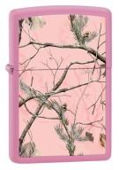 Real Tree Pink Zippo