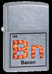 Bacon Element Zippo