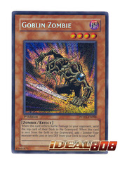 Goblin Zombie - PTDN-EN098 - Secret Rare - Unlimited Edition