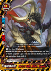 Sword Edge Jailer, Zagulus [D-BT02A-EB03/0046EN C] English