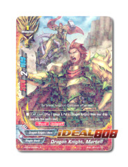 Dragon Knight, Martell [H-BT04/0023EN R (FOIL)] English