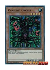 Vampiric Orchis - DASA-EN047 - Super Rare - 1st Edition