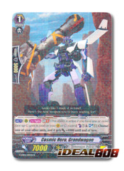 Cosmic Hero, Grandwagon - G-EB01/015EN - R