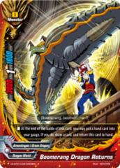 Boomerang Dragon Returns [X2-BT01A-SP/0023EN R (Parallel FOIL)] English