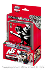 Persona 5 (English) Weiss Schwarz Trial Deck * PRE-ORDER Ships Feb.16, 2018