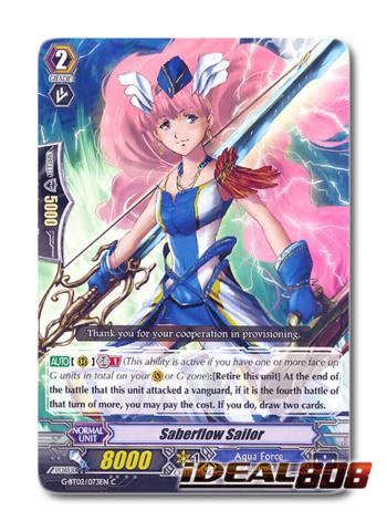 Saberflow Sailor - G-BT02/073EN - C