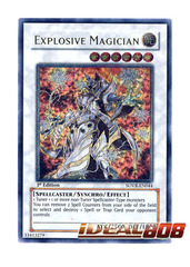 Explosive Magician - SOVR-EN044 - Ultimate Rare - 1st Edition