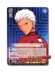 Rin's Servant, Archer [FS/S34-E056 R] English Rare