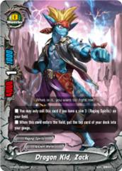 Dragon Kid, Zack [H-PP01/0027EN R (FOIL)] English