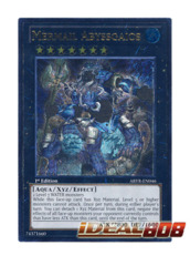 Mermail Abyssgaios - ABYR-EN046 - Ultimate Rare - Unlimited Edition