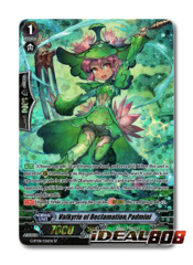 Valkyrie of Reclamation, Padmini - G-BT08/S36EN - SP