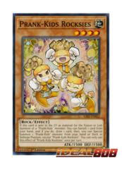 Prank-Kids Rocksies - SAST-EN022 - Common - 1st Edition