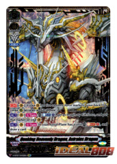 Quaking Heavenly Dragon, Astraios Dragon - V-BT07/SV02EN - SVR (Gold Hot Stamp)
