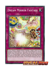 Dream Mirror Fantasy - RIRA-EN091 - Common - 1st Edition