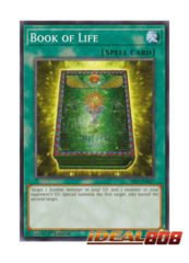 Book of Life - SR07-EN027 - Common - 1st Edition