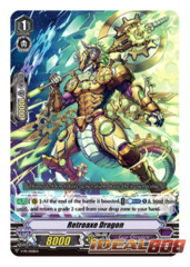 Retroaxe Dragon - V-PR/0108EN - PR (FOIL) [V-BT07]