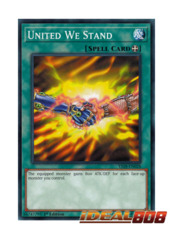 United We Stand - YS18-EN028 - Common - 1st Edition