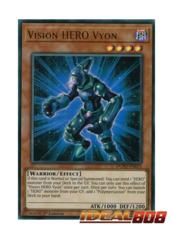 Vision HERO Vyon - DUPO-EN053 - Ultra Rare - 1st Edition