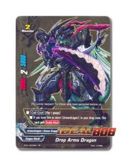 Drop Arms Dragon [PP01/0002EN RR] English Golden Double Rare