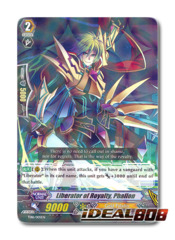 Liberator of Royalty, Phallon - TD16/005EN - TD - R