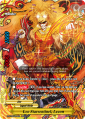 Leo Starsentinel, Leaon [D-BT03/0004EN RRR (FOIL)] English