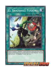 3X SHADDOLL FALCO SDSH-EN004 COMMON PLAYSET YUGIOH
