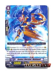 Genius Liberator, Waltimell - TD16/013EN - TD