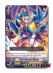 Little Liberator, Marron - TD16/011EN - TD
