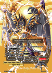 Thunder Deity, Voltic Ra [S-BT06/BR02EN BR (Metallic FOIL)] English