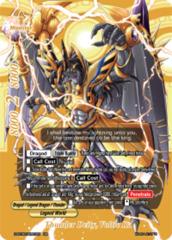 Thunder Deity, Voltic Ra [S-BT06/BR02EN BR (Metallic FOIL)] English