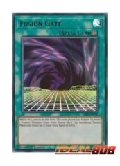 Fusion Gate - SS02-ENV02 - Ultra Rare - 1st Edition